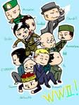 ww2 Leaders