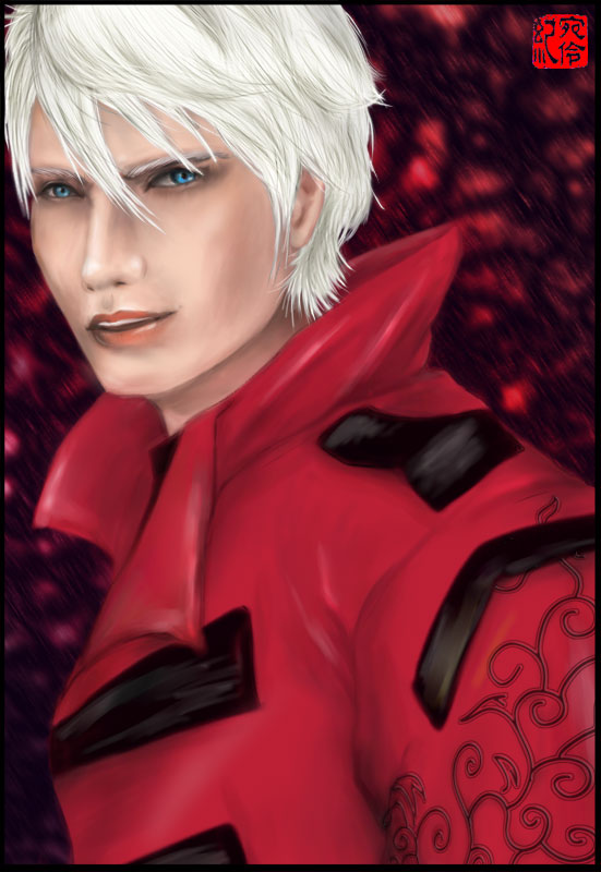Dante - Devil May Cry by PhoenixiaRed