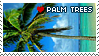I Love Palm Trees by FANARIS