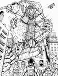 Godzilla Neo vs RDC's Gamera