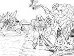 Monster Isle: The Beach