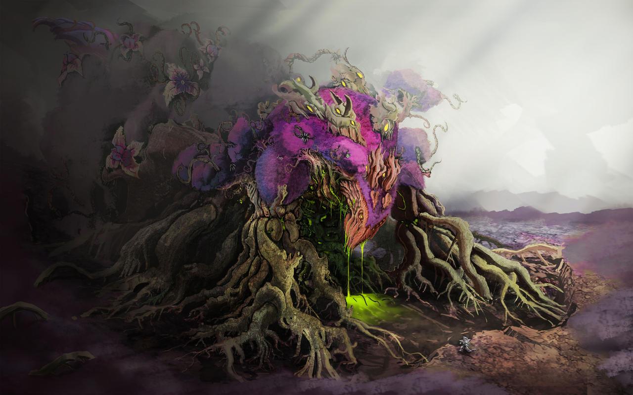 Monstrous Findor by Deadpoolrus