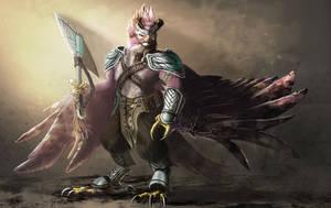 Birdman by Deadpoolrus