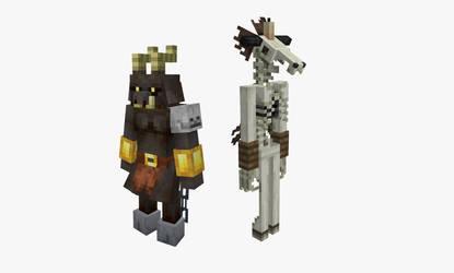 Minecraft Nether boss ideas