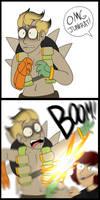 Overwatch Comic | OMG Junkrat!