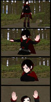 Ruby's Quicksand Encounter