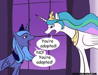 MLP Adopted by LoCeri