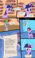 MLP Fire then Ire