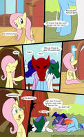 MLP Not Dragons by LoCeri