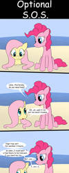 MLP Optional S.O.S. by LoCeri
