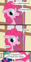 MLP Unlikely Lick