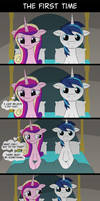 MLP The First Time