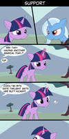 MLP Support