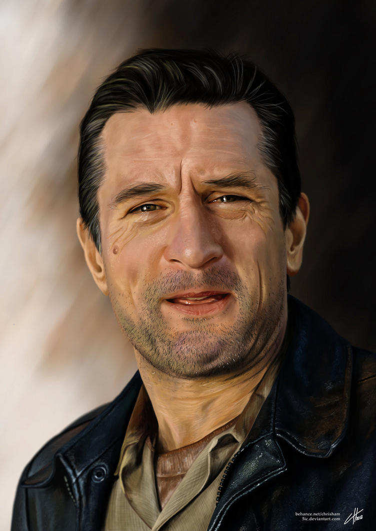 Robert De Niro by 5IC