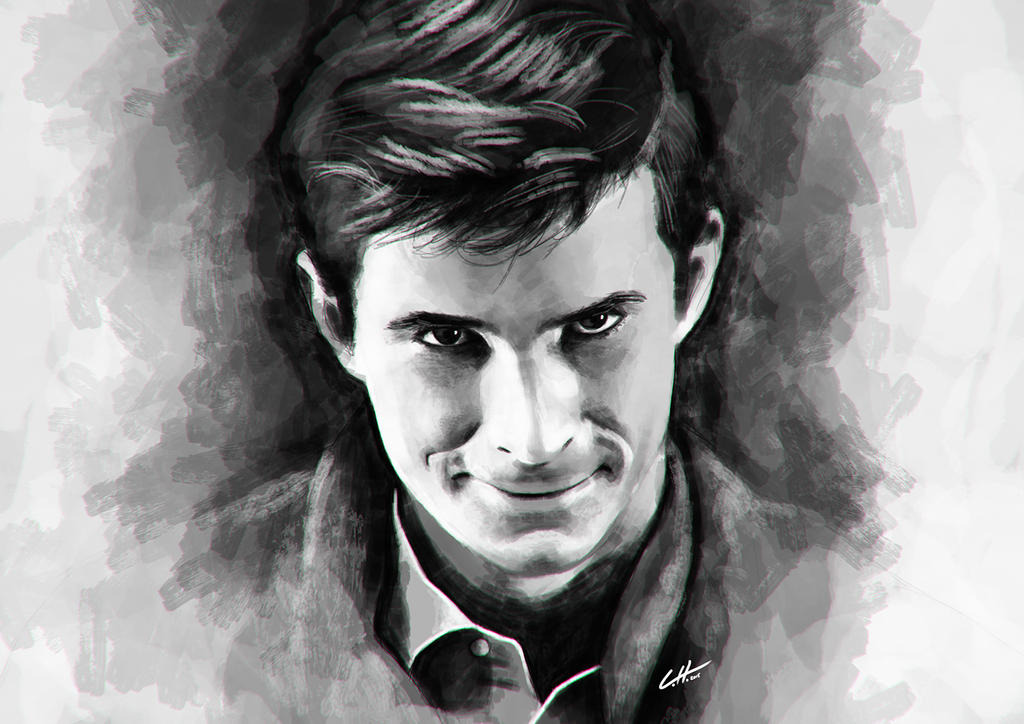 Norman Bates by 5IC