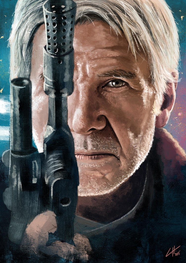 Han Solo by 5IC