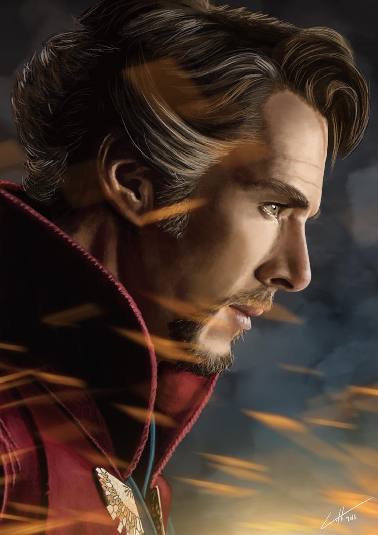 Doctor Strange by 5IC