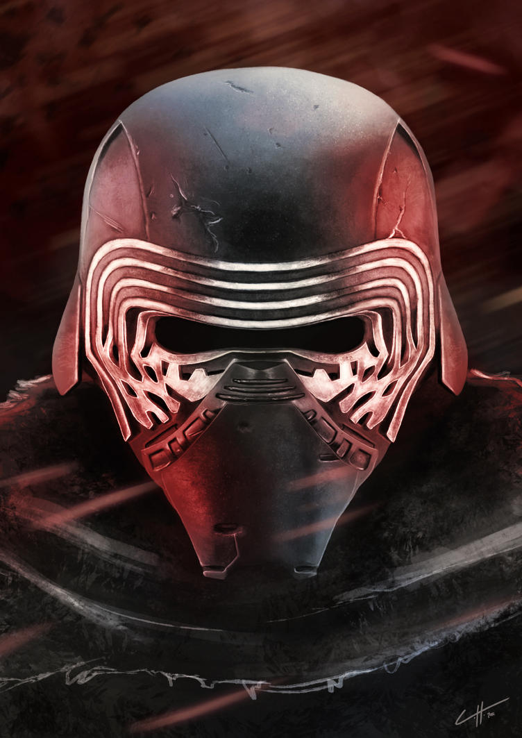 Kylo Ren by 5IC