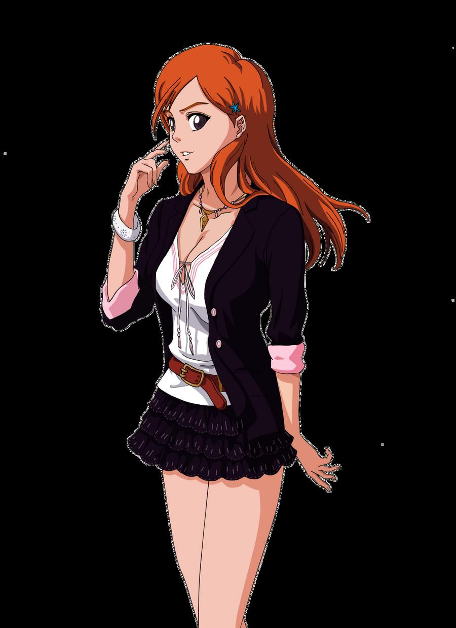 Orihime Sexy Orihime Inoue by Osmei...