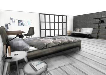 1026_Bedroom /student