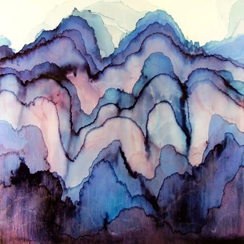 bleeding mountains. by JMS296