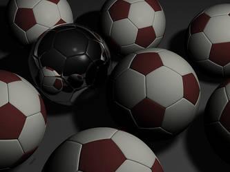 weytf footballs by Weytf