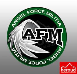 AFM Logo Design by heroud