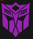 Shattered glass Autobot New Insignia ( remake )