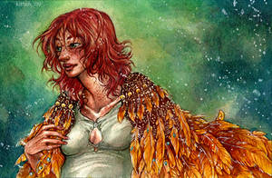 a burden of feathers by katya-h