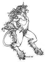 hoofies 3: unicorn by katya-h