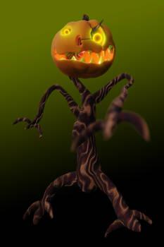 Pumpkin King Green
