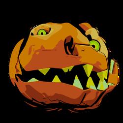Jack-o-lantern Cell 2