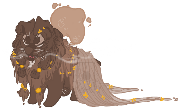 Closed | Chachi: Caramel Chai | Adopt by HolyFrap