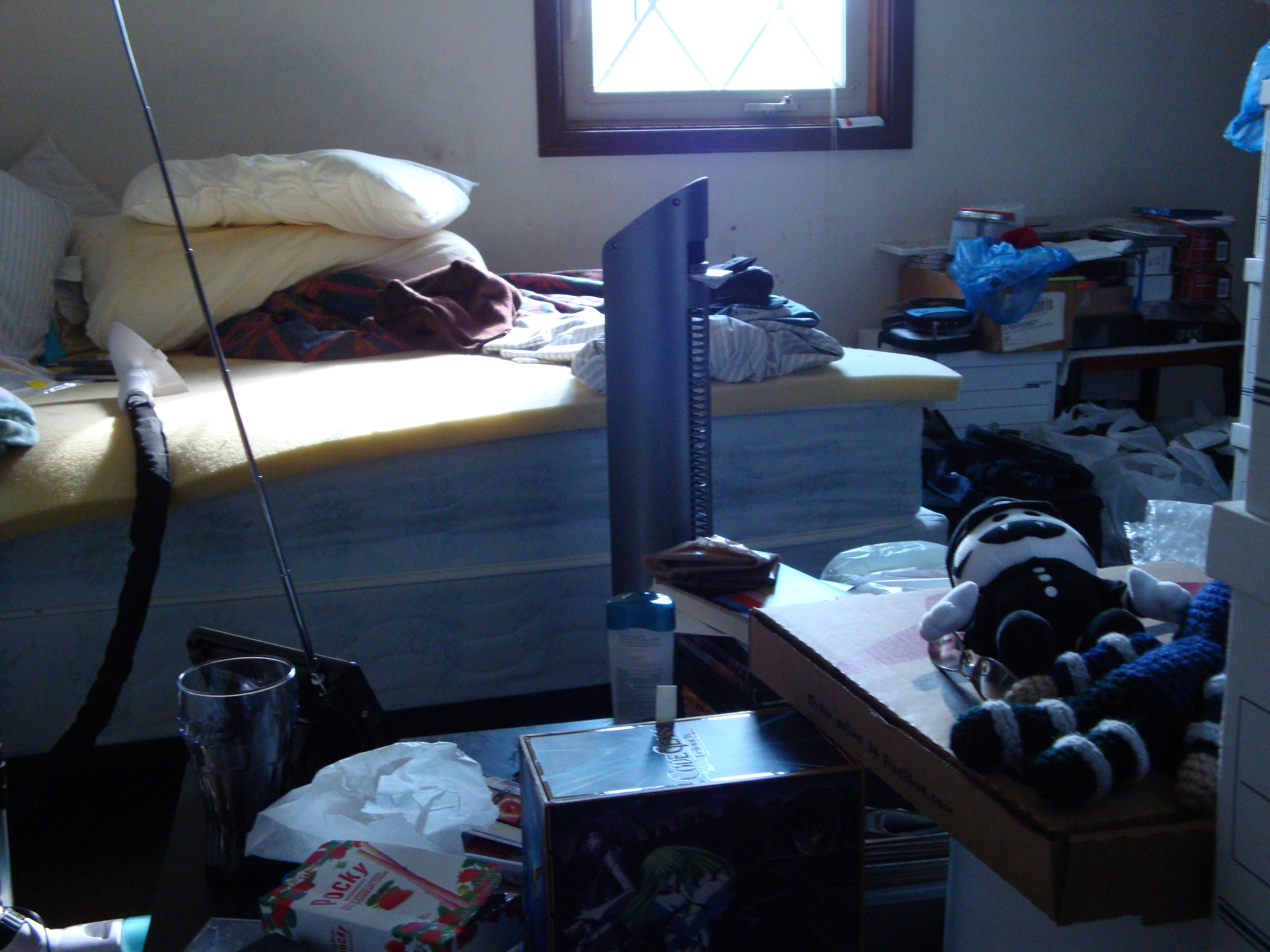 Messy Room 2 By Black Rose Emo On Deviantart