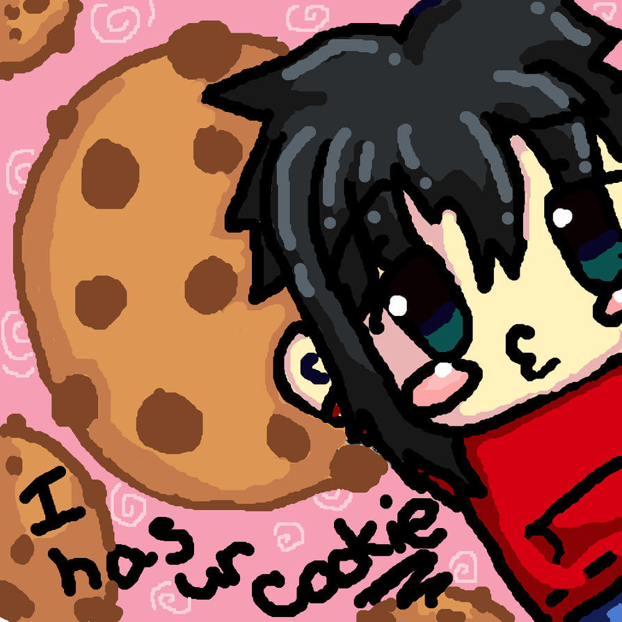 I has ur cookie by black rose emo on deviantart - Emo rose pictures ...