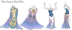 Padme Inspired Bridal Wear