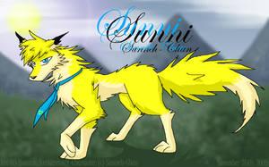 Fanart: Sunni Fox by MoonstalkerWerewolf