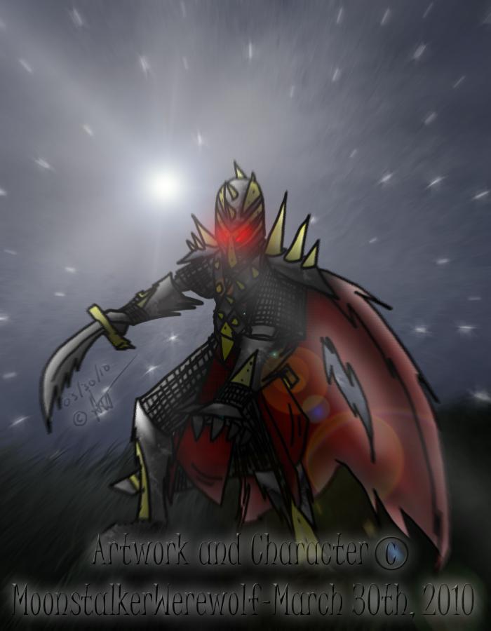 Dark Lord Roth by MoonstalkerWerewolf