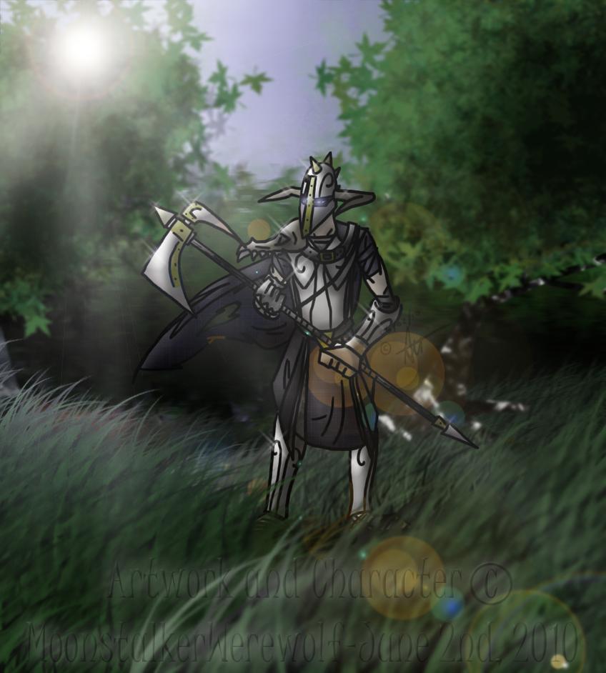 Berzerker: Lord Bulvark by MoonstalkerWerewolf
