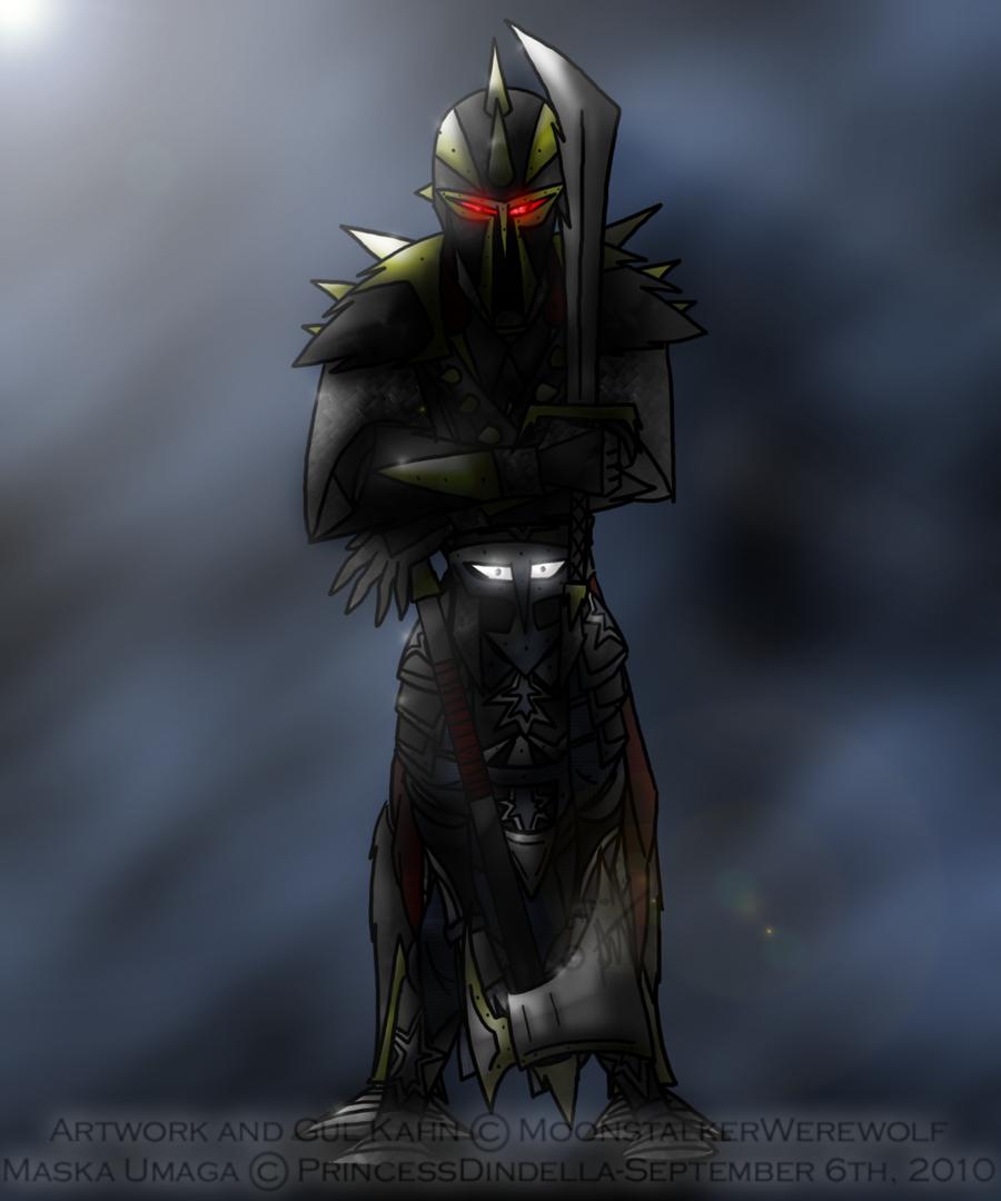 Arm Rest by MoonstalkerWerewolf