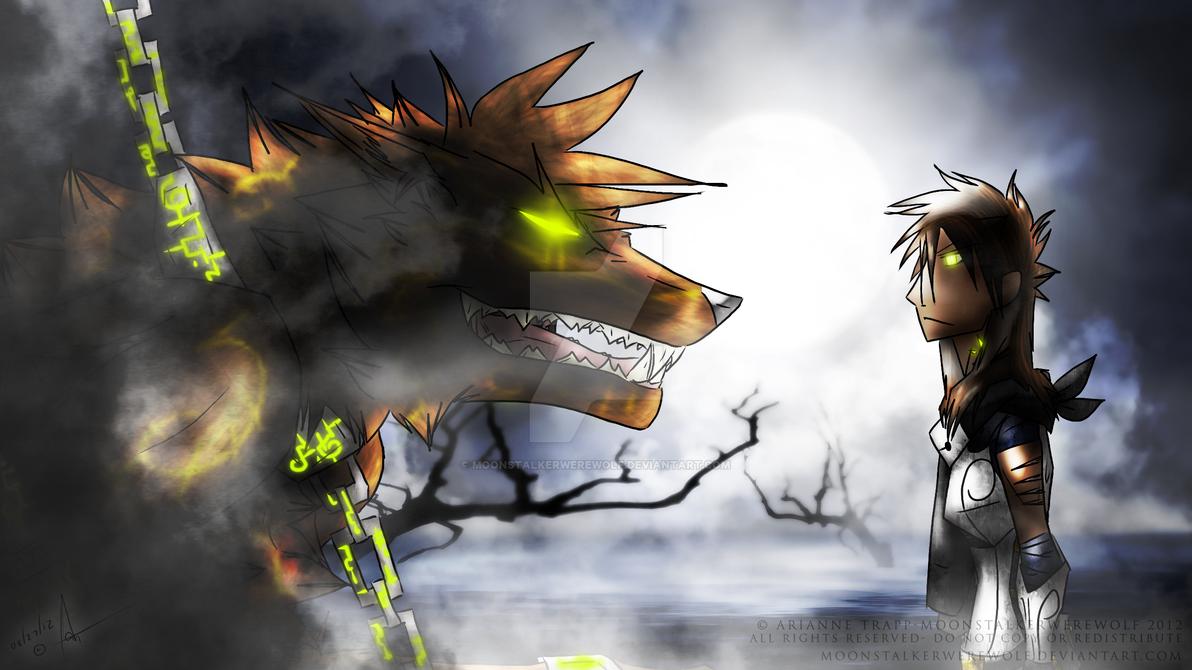 Hello Dear by MoonstalkerWerewolf