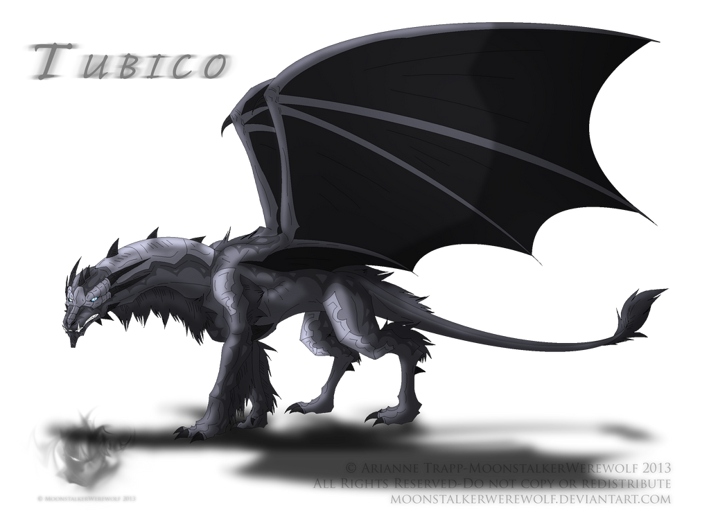 Tubico Concept by MoonstalkerWerewolf