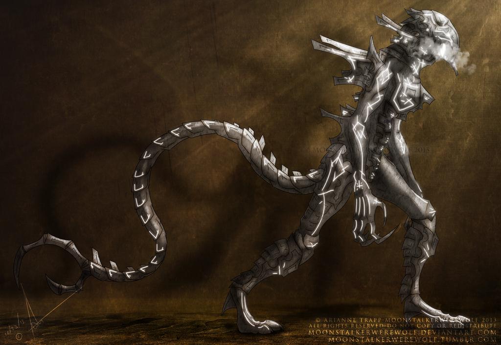 Daemonia Arma by MoonstalkerWerewolf