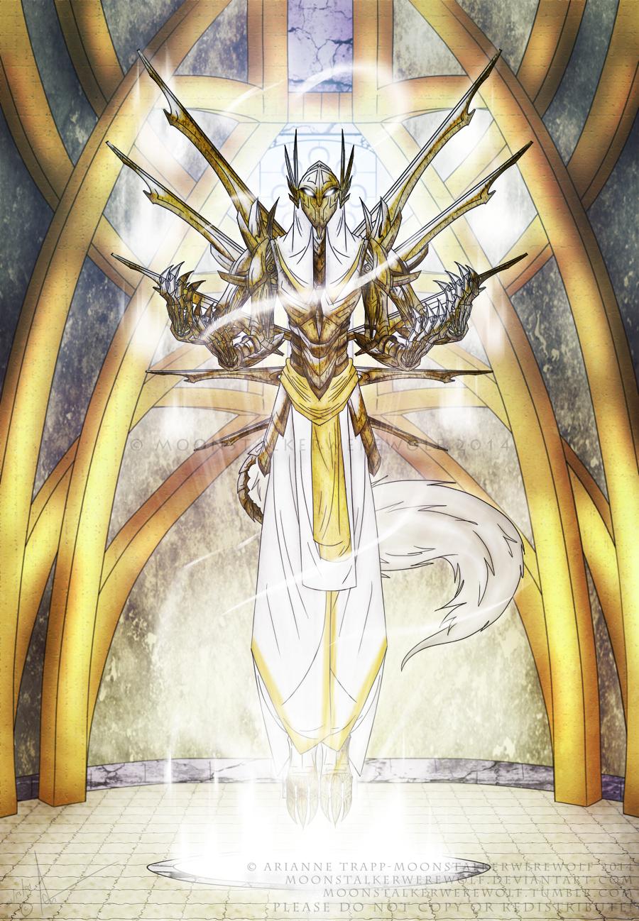 Latercuratrix by MoonstalkerWerewolf