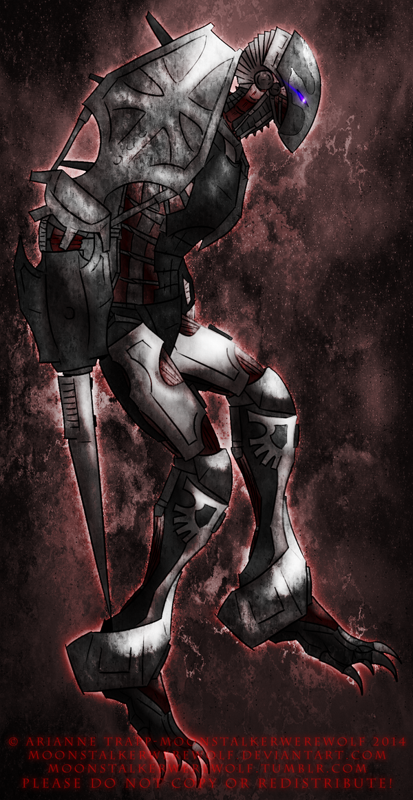 Tumblr Raffle Prize : Makuta-Tobi by MoonstalkerWerewolf