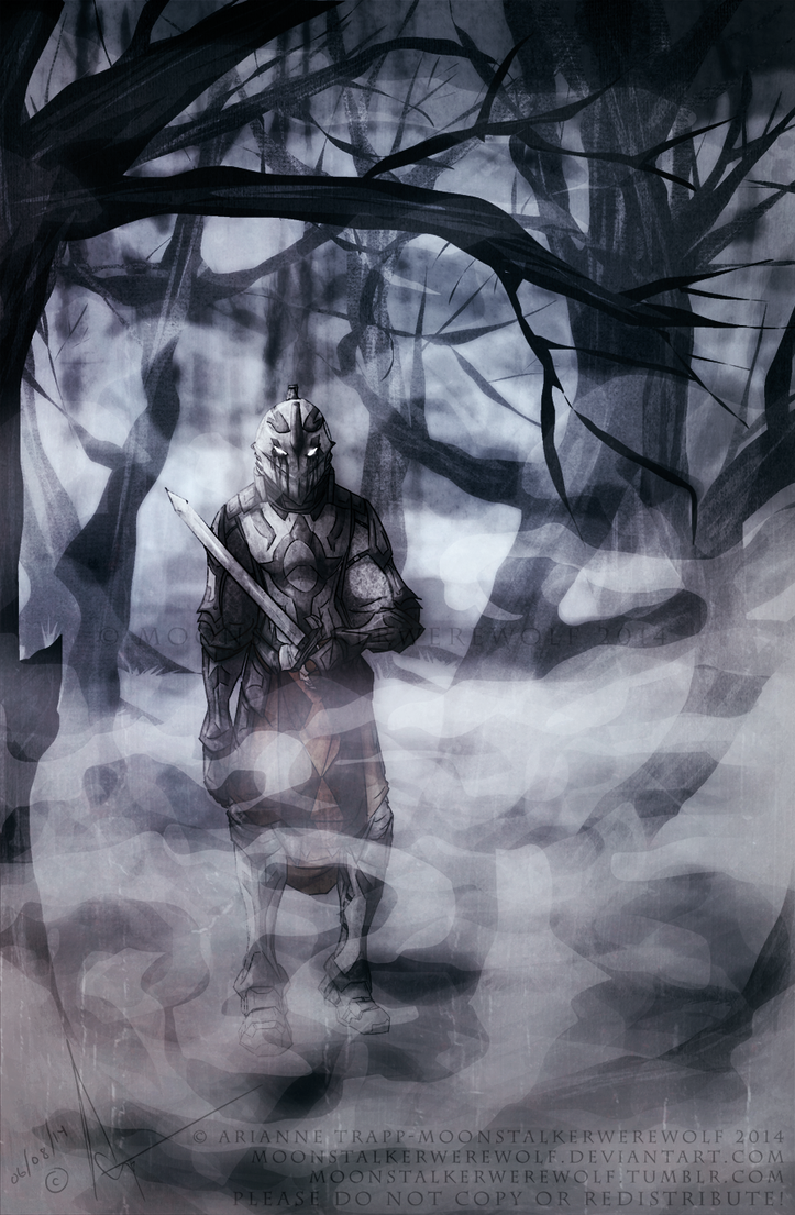 Mist Lurker by MoonstalkerWerewolf