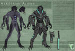 Aergerian Alien Species Concept