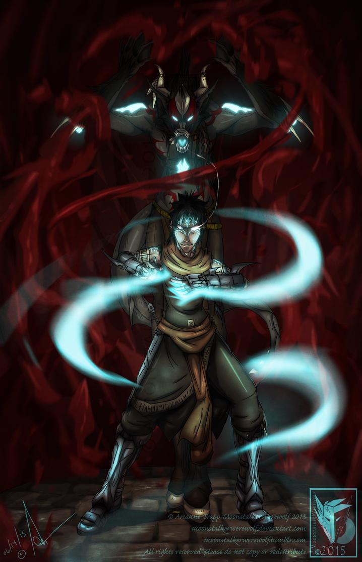 Blood Ordinance by MoonstalkerWerewolf