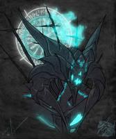Nezevel Sonnelias by MoonstalkerWerewolf