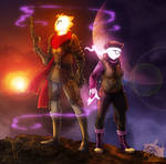 Starbound: Methane and Smitten